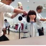 南浦和店のスタイリストさん達と一緒に猛練習してきました☆